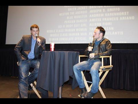 ARGO Q&A with Oscar-winning screenwriter Chris Terrio
