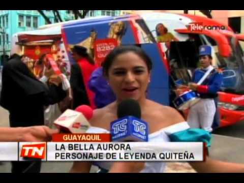 Bus Maravilla recorre el país promocionando a Quito en concurso internacional