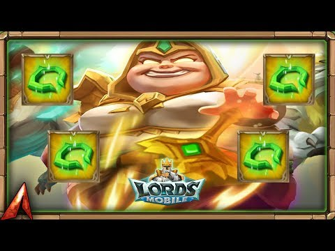 Download How Many Halos do 800 tokens get ya!? Lets see! Lords Mobile