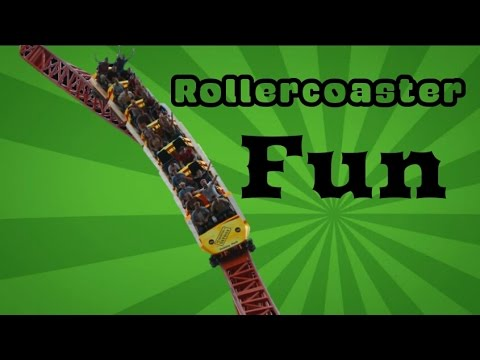 Roller Coaster with GhostBuster |