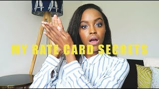 TIPS ON PUTTING TOGETHER A RATE CARD ft. JANET MBUGUA & PATRICIA KIHORO | THIS IS ESS