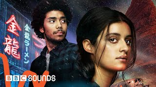 Chance Perdomo & Anya Chalotra discuss their new thriller The Cipher | BBC Sounds