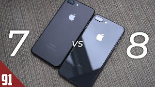 iPhone 7 vs iPhone 8 - which should you buy? (2019 Comparison!)