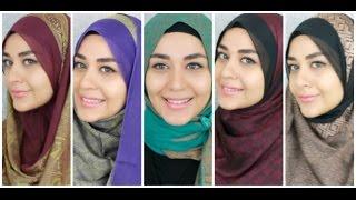 4 Tutoriels Hijeb Style Classique feat. XQZ