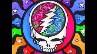 Grateful Dead ~ Scarlet Begonias / Fire on the Mountain ~ 05-15-1981 ~ New Brunswick NJ