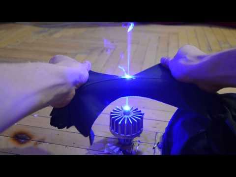 3 Watt  3000mW LASER Annihilator Burning