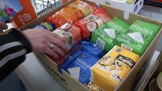 400 kg potravin pro sociální služby. Ve Žďáře se konala Národní potravinová sbírka