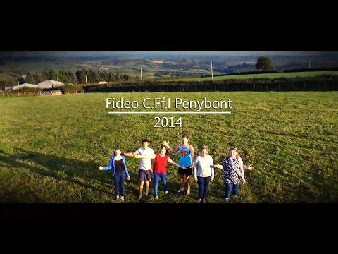 Fideo C.Ff.I Penybont 2014