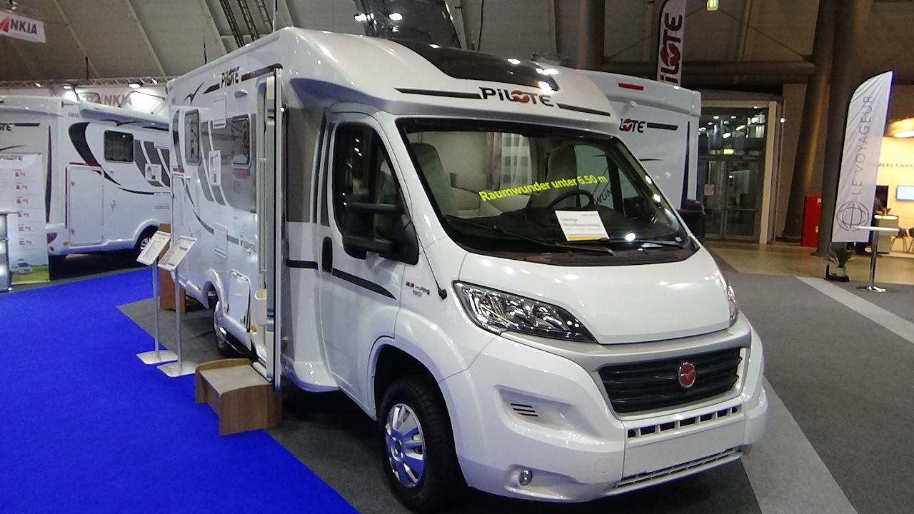 2017 pilote p650c exterior and interior caravan show cmt 2017 pilote p650c exterior and interior caravan show cmt stuttgart 2017 asfbconference2016 Image collections