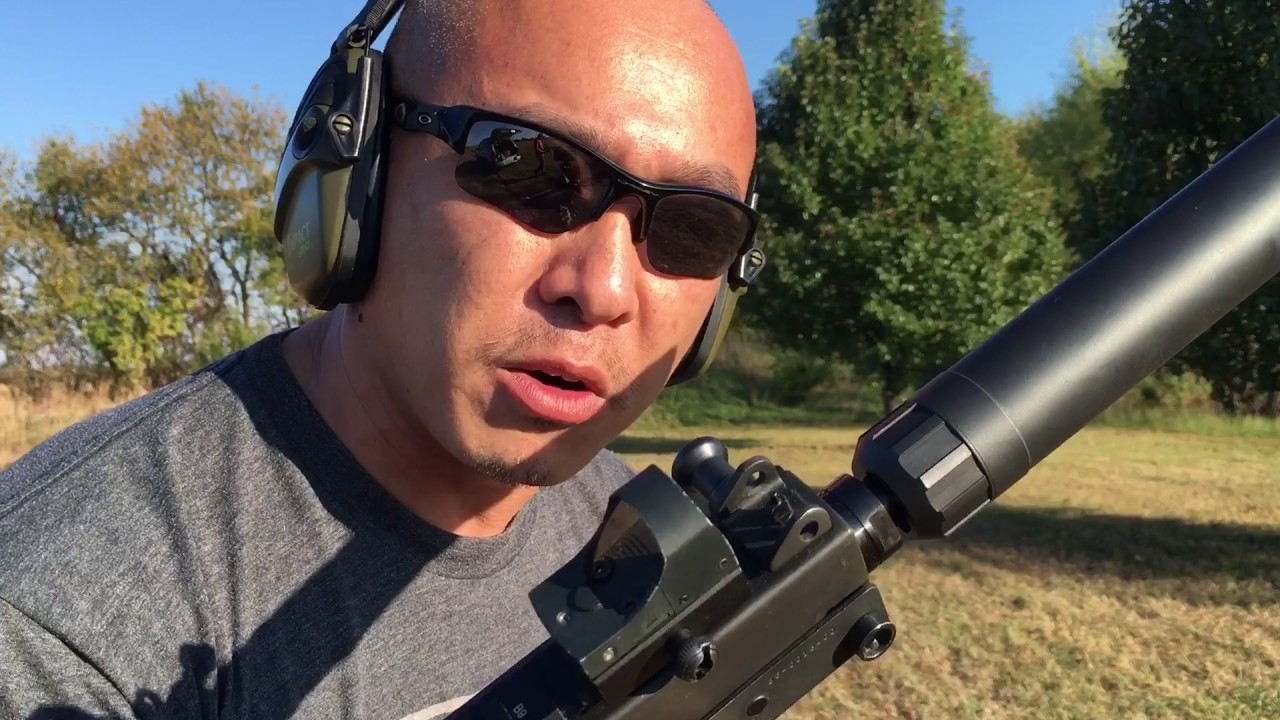 M-11/9 sub machine gun CF-W ILWT Lage