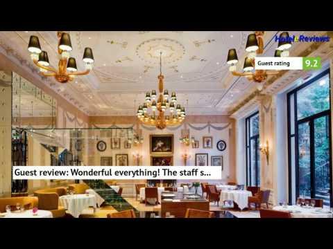 Palazzo Parigi Hotel & Grand Spa Milano ***** Hotel Review 2017 HD, Milan Center, Italy