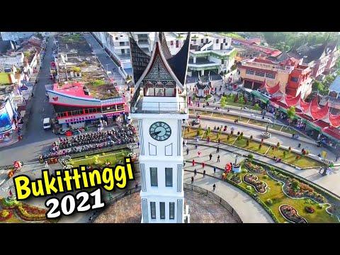 Pesona Kota Bukittinggi 2021, Kota Terbesar kedua di Sumatera Barat