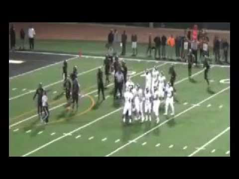 Mt. SAC lineman punches referee between plays at Ventura College
