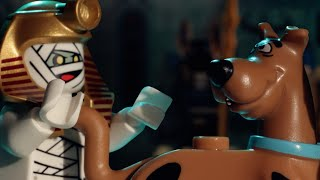 LEGO® Scooby-Doo - The Getaway - Stop Motion Mini Movie