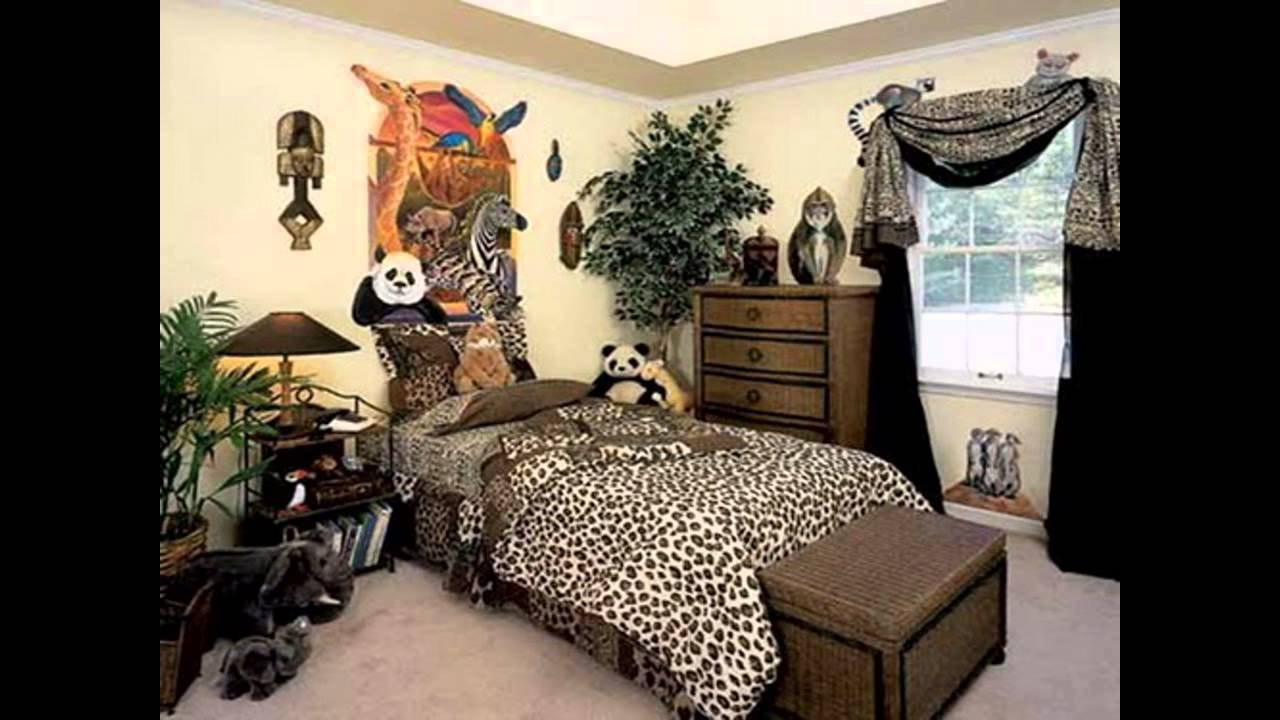 Leopard Print Living Room Transitional Rooms Awesome Animal Ideas Youtube
