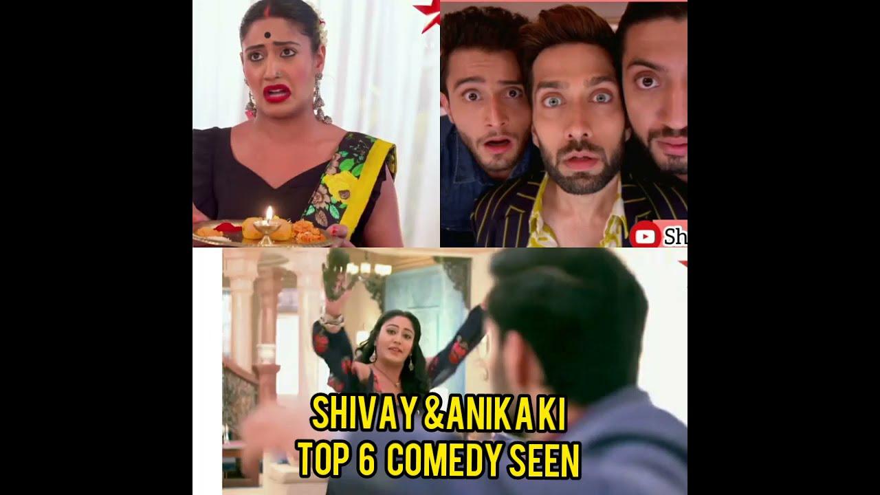 Download #Isqbaaz Hindi serial ke Top 6 comedy seens #Star plus #surbhi #Nakul