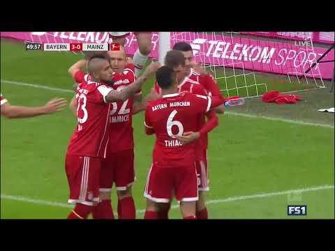 Bundesliga 2017/2018: Hoffenheim vs Bayern Munich