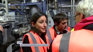 Yvelines | Limay : une usine en exemple de la gestion et du recyclage des déchets