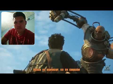 BioShock Infinite by Keyblade- [Reaccion] (prueba técnica)