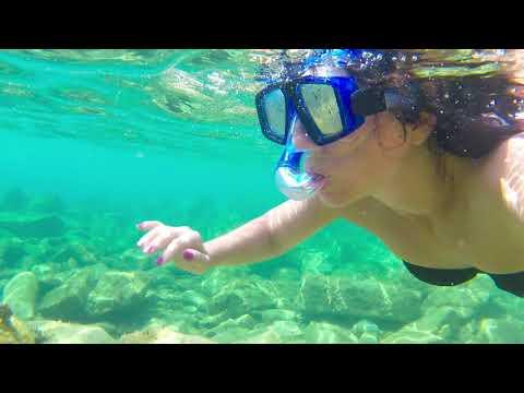 VLOG 22/07/2017 Spiaggia Di Punta Molentis-VILLASIMIUS (Sardegna)
