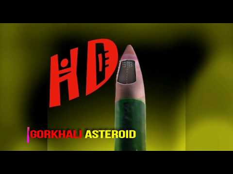 GORKHALI ASTEROID- android Game
