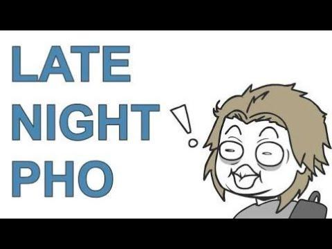 Late Night Pho | Domics