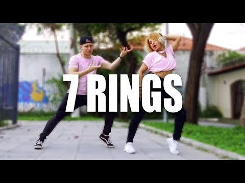 7 RINGS - Ariana Grande I Choreographer Tiago Montalti