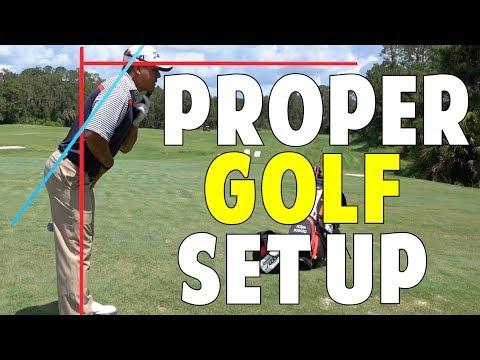 proper-golf-setup