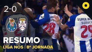 FC Porto 2-0 Feirense | SPORT TV