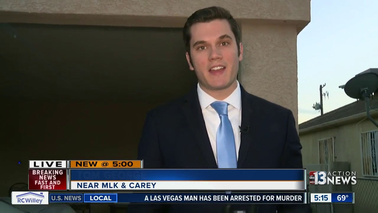 UFO Hovers Over Black Woman's Home in Las Vegas valley For Two Nights Straight
