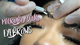WHAT I WISH I WOULD HAVE KNOWN BEFORE GETTING MICROBLADING EYEBROWS