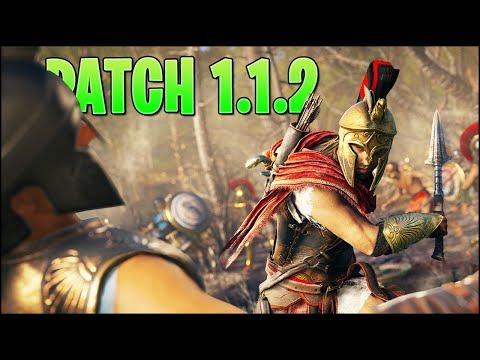 KATASTROPHE und SEGEN zugleich - Patch 1.1.2 in Assassin's Creed Odyssey thumbnail