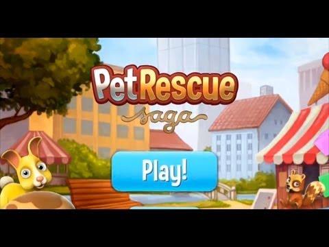 Pet Rescue Saga: Levels 1 - 11 Walkthrough