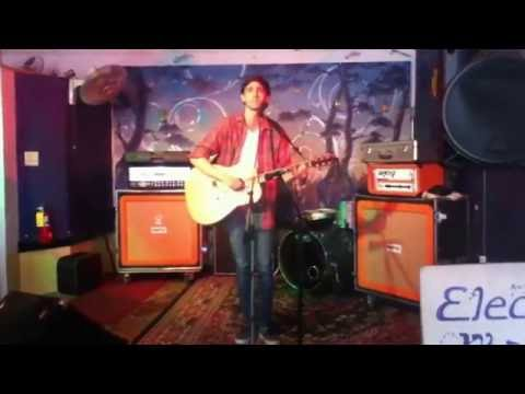 Max Gollin - Acoustic Set at the Electric Maid, 7/15/16
