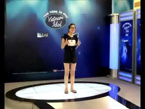 Vietnam idol 2012   Nguyen Ngoc Huyen
