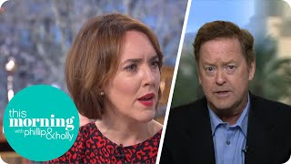 Royal Experts Discuss Harry and Meghan's Shocking Announcement | This Morning