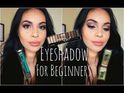 Eyeshadow For Beginners: Perfect Everyday Smokey Eye | JuicyJas