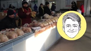 Prawdziwy rynek   życie na Ukrainie #35