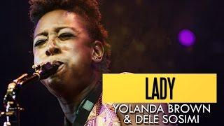 yolanda brown lady felabration 2016