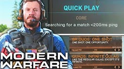 Modern Warfare: NEW Weapons & Modes LEAKED, Server Issues Addressed, & MORE!