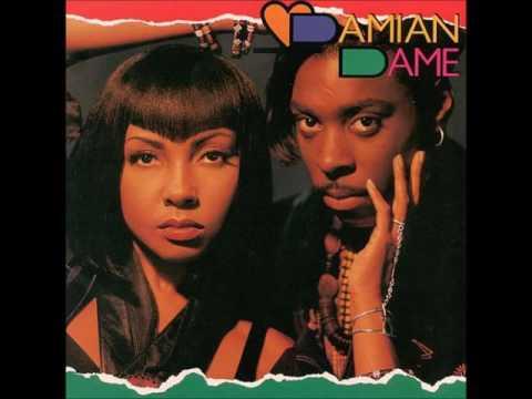 Damian Dame - Damian Dame (Album) (1991)