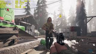 Far Cry 5: GTX 970 / Ultra Settings / Benchmark & Gameplay / 1080p Frame Test
