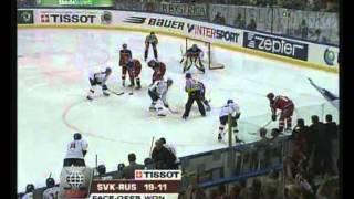 MS GOTEBORG 2002 - FINÁLE - SVK vs RUS ( SK )