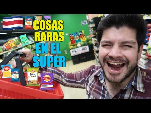 VAMOS al SUPERMERCADO en COSTA RICA | Benshorts