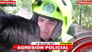 Titulares de Teleantioquia Noticias - jueves 14 de mayo de 2015