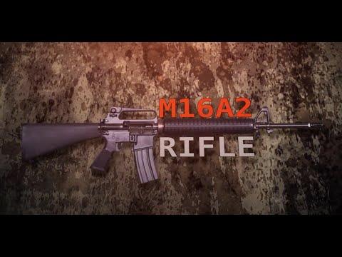 M16A2 - Gun Talk with Lt. Col. David A. Lutz (Ret.) USMC