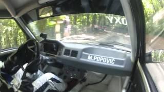 Brdo Avala 2013 - Milos Popovic izletanje (druga trka)