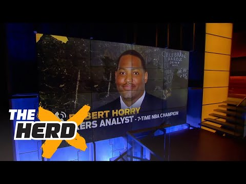 Robert Horry sets the record straight regarding Shaq and Kobe - 'The Herd'