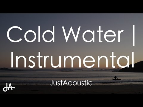 Cold Water - Major Lazer ft. Justin Bieber & MØ (Acoustic Instrumental)