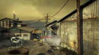 MW3 Throwing Knife Bank Shot Montage | The Hater's Ball | Bucks_SugaFree